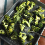 Quick and Easy Roasted Broccoli