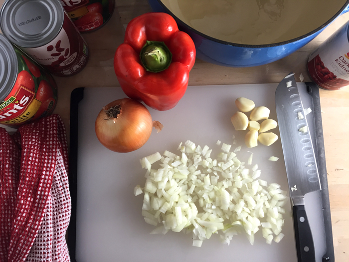 One Pot Turkey Chili