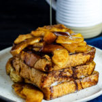Apple Challah French Toast