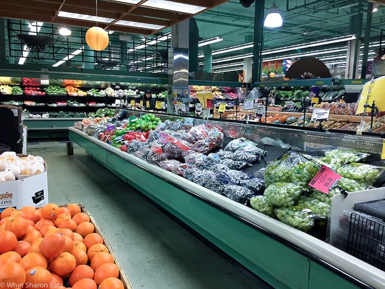 Uwajimaya Grocery Store